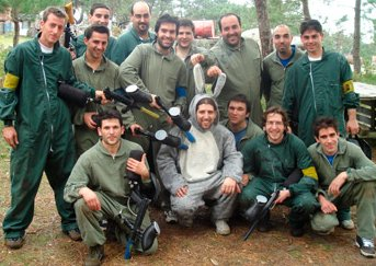 ventos especiales paintball